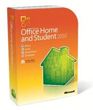 Office Home and Student 2010 (3 Users Per Household)