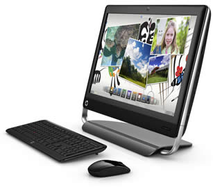 HP TouchSmart520