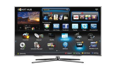 Samsung D8000 LED TV