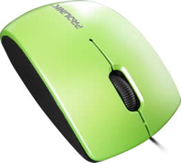 PMO339N (NEW!) USB Retractable Mouse