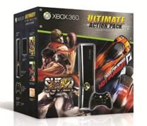 Xbox 360 250GB Ultimate Action Pack