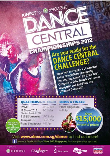 Dance Central Championships