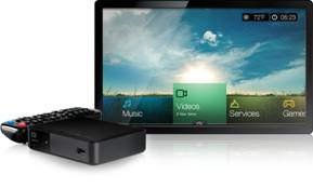 WD TV Live- Streaming Media Player