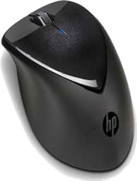 HP Wireless Mouse X4000 Mouse with Laser Sensor