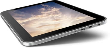 Toshiba REGZA AT270-10003G Tablet Side