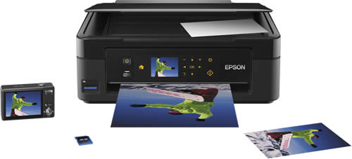 Epson Expression Home XP-202 and XP-402