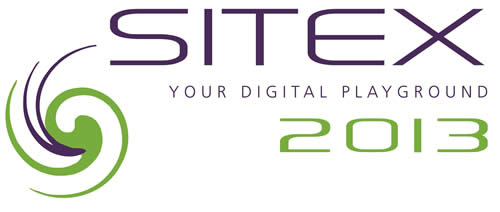 SITEX 2013 Official Logo