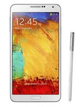 GALAXY Note 3 With LTE