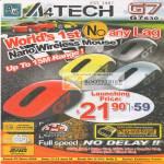 A4Tech Nano Wireless Mouse