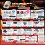 Ixus Cameras Powershot Selphy Printers