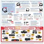 Headphones Earphones Headset Live Cam Muvo Speakers