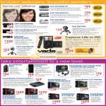 Creative Live Cam Notebook Vista Optia Vado Sound Blaster