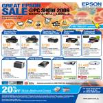 Epson Durabrite Ultra Inkjet Printer Photo Professional Scanner Projectors Laser