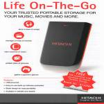 Life On-The-Go External Portable Hard Disk