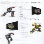Plasma TV PQ60 PQ30