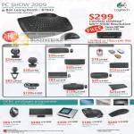 Cordless Desktop MX 5500 Mouse Cordless QuickCam Desktop Laser Media Keyboard