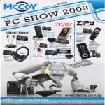 Mccoy Blocbox Iriver Zipy MP4 Player Mp3 Earphones Headphone