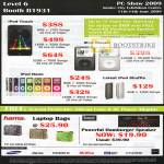 IPod Touch Classic Nano Shuffle Laptop Bags