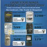Nokia N86 N97 E71 E75 6260 7100 Mobile Phones