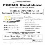 Poems Internet Share Trading Account