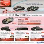 Digital Camcorder C10 HMX H105 H100 SMX F30