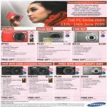 Digital Cameras ST50 PL50 ES10 WB550 WB500 PL60 ES55