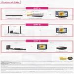 LCD Plasma TVs Choice Of Gifts