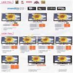 LED LCD TVs Series 8 7 6 5 4 3 Media 2.0
