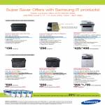 Samsung Mono Color Laser Multi-Function Printers