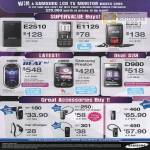 Phones E2510 E1125 E251 Beat DJ Preston D980 Bluetooth