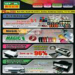 Sepoms Refill Ink Magic V Continuous Ink Supply System