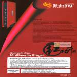 Shining High Definition Multimedia Player Features