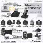 Siemens Gigaset Phones