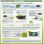 Mobile Broadband LG X120 HP Mini 1110