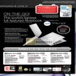 Toshiba Portege R600 Promotions 2
