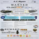 PlayOn HD ACR PV73100 PV73200 Media Player Mini Wireless