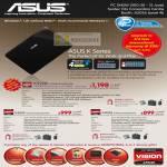 AMD K Series Notebooks K52DR K40AF K40AE
