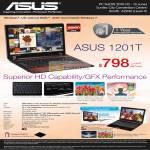 AMD Notebook 1201T