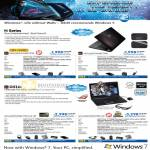 Notebooks N Series 3D G51Jx Gaming