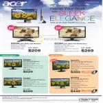 LCD Monitors G205H G235H P205H P235H S231HL S243HL