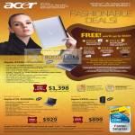 Notebooks Aspire 4741G 5741 Desktop Mini PC X3950