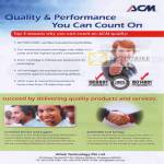 Technology ACM 5 Reasons Quality