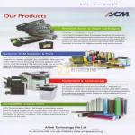 Technology ACM Toner Inkjet Cartridges OEM Supplies Copier Parts