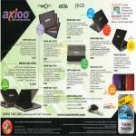 Notebooks Neon Zetta Pico CNC 3223 5520 MLC 2232 223P 1432 1212 2340 Intellipent MNN 2023 Pico Djv A713 PJM A713