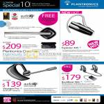 Plantronics Bluetooth Mobile Headset Discovery 975 Explorer 395 Voyager Pro BackBeat 906