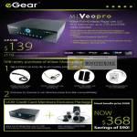 EGear Miveo Pro Media Player