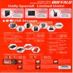 Buffalo DriveStation LinkStation Storage DriveStation Duo Combo USB 3 ExpressCard PCIe Just Store MiniStation Lite