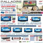 Carrefour Palladine LCD TV Media Player E MT MM M PDV8000 EPT 3252E 4751MT 4251MT 4751MM 4251MM 3251MM 2652MK
