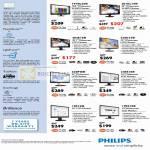 Philips LCD Monitors LED 191EL2SB 201ELISB 202EISB 220CISB 220PIEB 240SISB 19SICB 190SISB