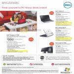 Notebooks Inspiron 14R Studio 14 XPS 16 580s